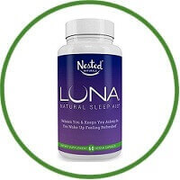 LUNA - #1 Natural Sleep Aid